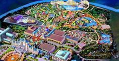 The largest indoor theme park in the world IMG world of adventures in Dubai