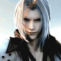 Sephiroth gif...holy lord...I just can't even...