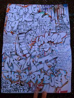 New Grafity's: October 2011