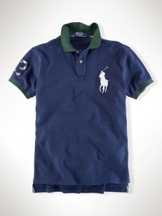 04eb9c7e664c1 Welcome to our Ralph Lauren Outlet online store. Ralph Lauren Mens Big Pony  Polo T Shirts on Sale. Find the best price on Ralph Lauren Polo.