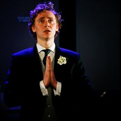 Dear God, please don't let the crazy fangirl who tricked me into a wedding actually, you know, succeed. Please.