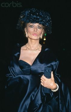 Sophia Loren always has been and always will be my idol!