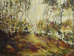 Passions from a Common Spring 36 x 48