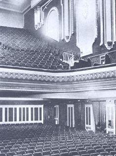 INTERIOR CINE AVENIDA - 1928