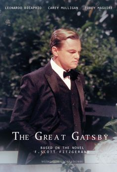 Wait what? They are re-making this move, and I am assuming DeCaprio is playing Gatsby? Idk how I feel about this.