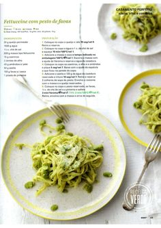 Pesto, Cooking Tips, Portugal, Spaghetti, Food And Drink, Dinner, Ethnic Recipes, Illustrated Recipe, Dinner Ideas