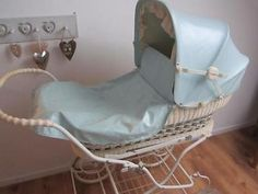 Prams And Pushchairs, Dolls Prams, Baby Kind, Bassinet, Bobs, Vintage, Home Decor, Kids Wagon, Homemade Home Decor