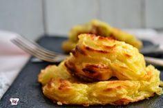 Patatas Duquesa Rellenas