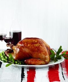 Thanksgiving Turkey Recipes That Are Way Better Than Your Standard Roasted Bird