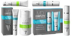 MD-COMPLETE: New skincare line at le Tarjay (Target)