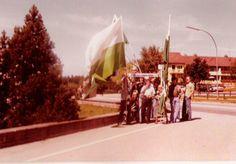 Away Schwennigen 1976