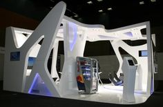 Red Bull Trade Show Exhibition Stand_XZIBIT_1