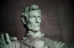 Abraham Lincoln - The greatest US president.