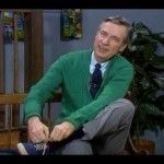 """Mr. Rogers """"Garden of Your Mind"""" Music Video. I've been singing this all day!"""