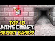 TOP 10 BEST MINECRAFT SECRET BASES! (Minecraft Secret Rooms) (Minecraft Hidden Bases) - 2014 - https://bestnewsarchive.ca/top-10-best-minecraft-secret-bases-minecraft-secret-rooms-minecraft-hidden-bases-2014/