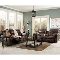 Furniture: Classy Dark Brown Leather Sectional Couch Design Ideas Combined  With Simple Wooden Coffee Table For Living Room Furniture Arrangement, ...