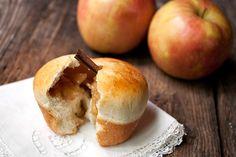 Apple Cinnamon Buns by seasonsandsuppers #Buns #Apple