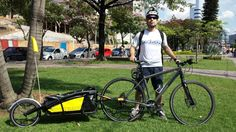Bikeboys: versão ecológica dos motoboys chega em Vitória.