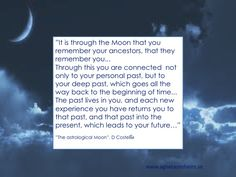The meaning of the astrological moon... www.agnetaoreheim.se