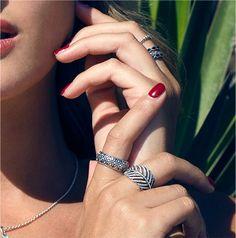 THE RING LOOK | PANDORA