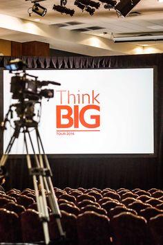 #ThinkBIGTour2016 USA