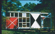 House of the Day: Serge Chermayeff's Wellfleet studio   Journal   The Modern House   http://www.themodernhouse.com/journal/house-of-the-day-serge-chermayeffs-wellfleet-studio/