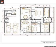 Casa 2 Quartos - 156.62m²