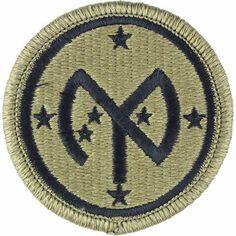 27th Infantry Brigade Combat Team MultiCam (OCP) Patch
