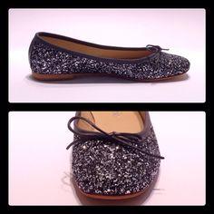 #DanceGlitter #Flat #MadeinItaly #Fashion #Style #GoodLuckyShoes