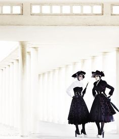 UK Vogue September 2012 'Deauville Rendezvous' by Mario Testino