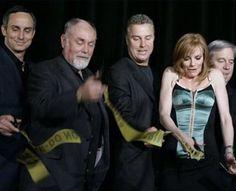 Cast of CSI Las Vegas