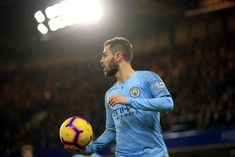 LONDON, ENGLAND - DECEMBER Bernardo Silva of Manchester City during the Premier League match between Chelsea FC and Manchester City at Stamford Bridge on December 2018 in London, United Kingdom. (Photo by Marc Atkins/Offside/Getty Images) Premier League News, Premier League Matches, Zen, Stamford Bridge, London United, Chelsea Fc, Manchester City, Atkins, London England
