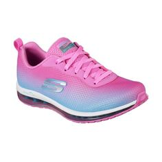 5927c02e Shop for Women's Skechers Skech-Air Element Trainer Pink/Blue. Get free  delivery at Overstock - Your Online Shoes Outlet Store!