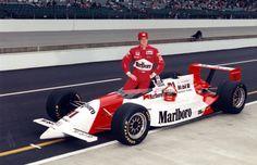 Indy 500 winner 1994: Al Unser Jr.  Starting Position: 1  Race Time: 3:06:29.006  Chassis/engine: Penske/Mercedes-Benz