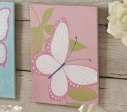Nursery Monogram, Pink Butterfly, Butterflies, Baby Furniture, Baby Registry, Pottery Barn Kids, Bright Pink, Baby Gifts, Diy