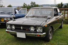 1973年 トヨタ カリーナ 1600GT