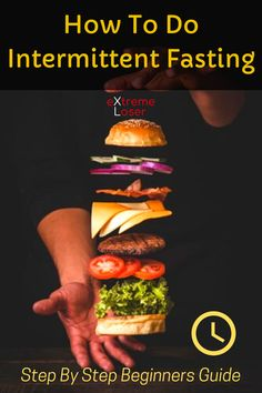 How To Do Intermittent Fasting: Step-By-Step Beginners Guide Intermittent Fasting, Weight Loss, Meals, Healthy, Meal, Losing Weight, Health, Yemek, Food