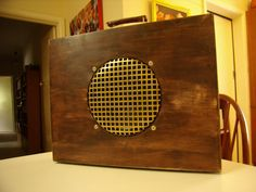 Busker's Portable Re-Chargable Guitar Amp by DavesRadioShed