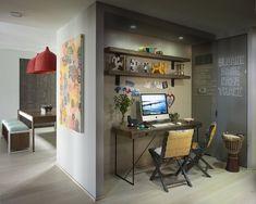 10 Gambar Small House Office Design Terbaik Ruang Kerja Ruangan Desain Ruang Kerja