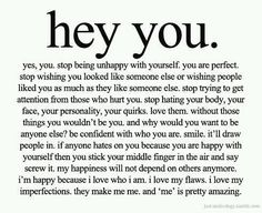 I'm pretty amazing... And so are you!!