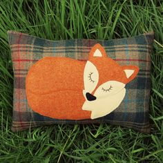 Exceptional Sass And Belle Sleeping Fox Cushion. Would Be Great On A Little Personu0027s  Bed. | Kids Bedroom | Pinterest | Foxes, Fox Pillow And Pillows