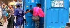 Proponen que se instalen baños en las calles - Infomerlo.com