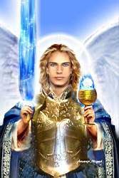 * THE TEN DECREES OF THE ARCHANGEL MICHAEL * - Intl. Starseed Network