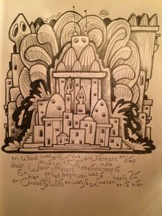 Doodle with words 24 oct 2014