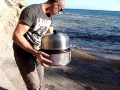 Waynes how to...Cooking on the portable Cobb Barbecue - YouTube #COBB