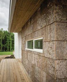 Zero Maintenance Alternative To Cedar For The Exterior