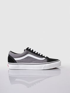 vans old skool black pewter blast