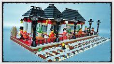 Lego Train Station, Lego Trains, Lego Room, Legos, Kid, Explore, Child, Lego, Kids