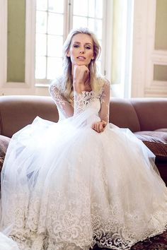 Vestido de noiva | Coleção prêt-à-porter da Maison Kas - Portal iCasei Casamentos