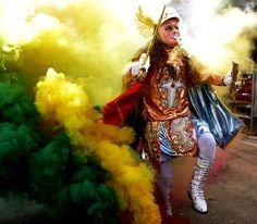 EL CAIPANEÑO YANDEL1014: IMAGENES CARNAVAL DE ORURO 2011